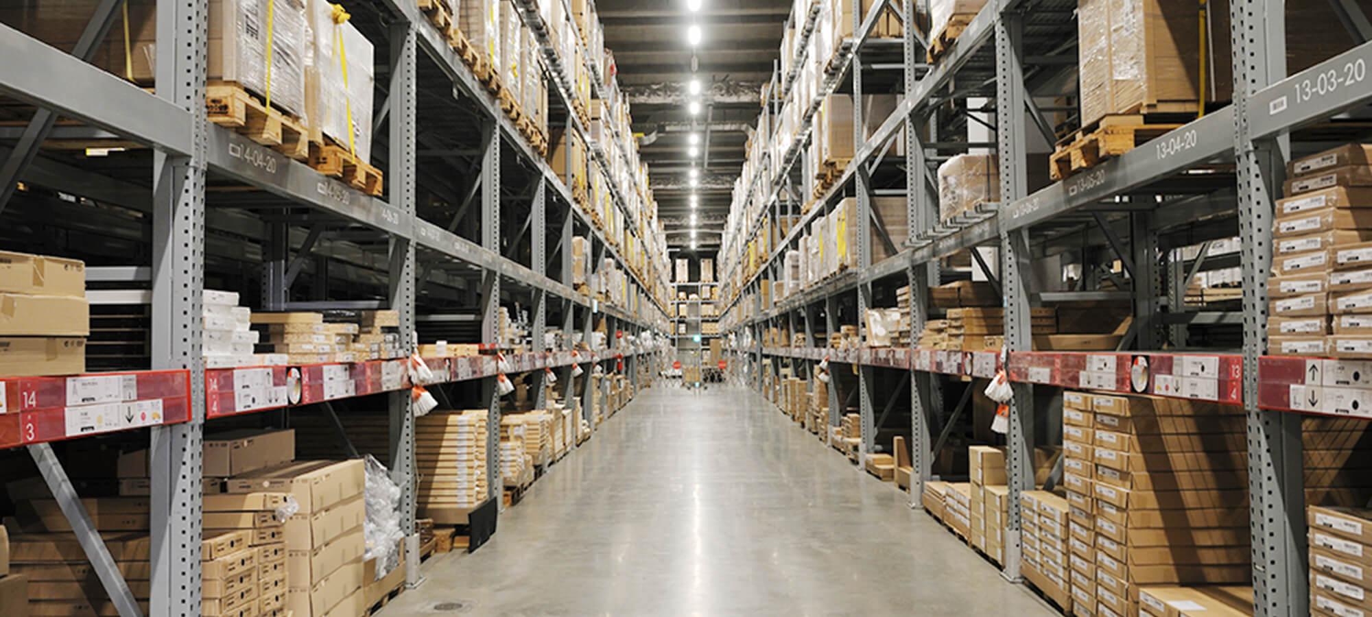 不測かつ突発的な事故による商品の損害に備える